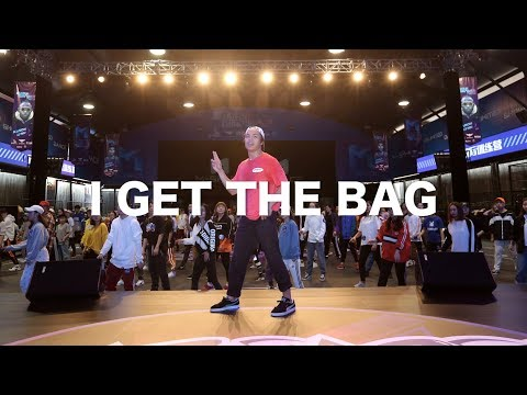 I get the bag - Gucci mane , Migos|Carlo Darang Choreography|GH5 Dance Studio