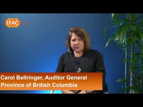 The Role of the Auditor General in Creating Public Trust and Value