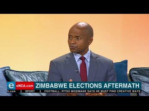 Zimbabwe elections aftermath