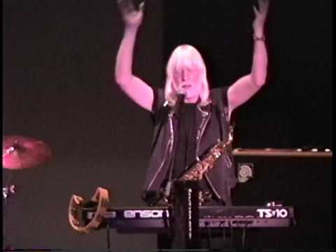 Edgar Winter Band - (Bayfront Park) Miami,Fl  1999 w/Drum Legend RICK LATHAM (Complete Show)