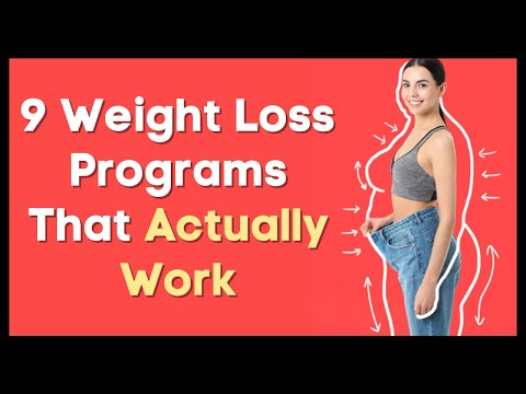 top-9-successful-weight-loss-programs-that-really-works