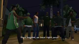 GTA San Andreas (PC) 100% Walkthrough Part 13 [1080p]