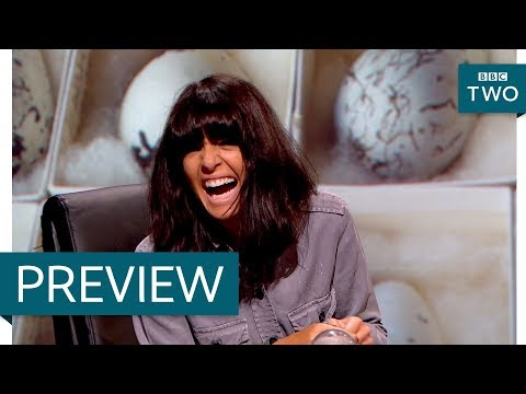 A list of ologies - QI: Series O Episode 1 Preview - BBC Two