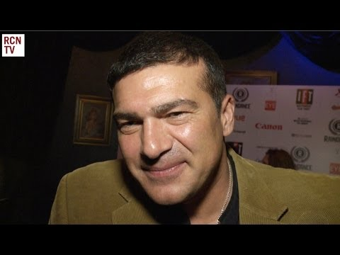 Tamer Hassan Interview - 24 & Independent Films