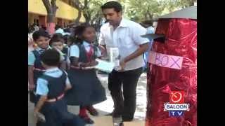 KRR   Postal Day   Little Angel School 09 10 2014