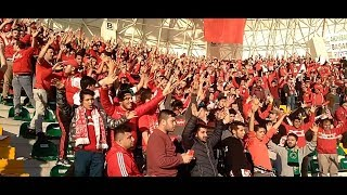 Akhisarspor - Antalyaspor Deplasman Tribünü 28.01.2018 (Akhisar Deplasmanı)