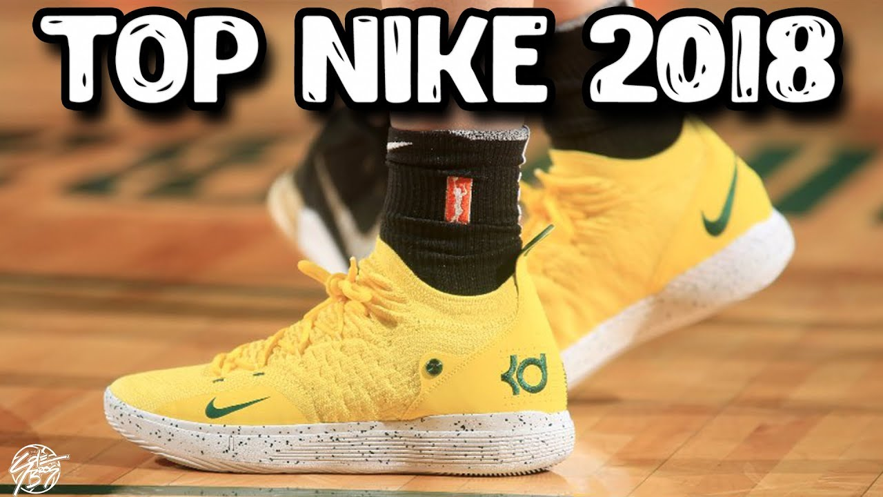 Top 10 Performing Nike Basketball Shoes 2018! So FAR!