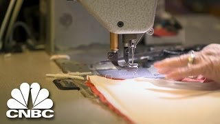 The Moment That Turned An Entrepreneur's Life Around | Blue Collar Millionaires | CNBC Prime
