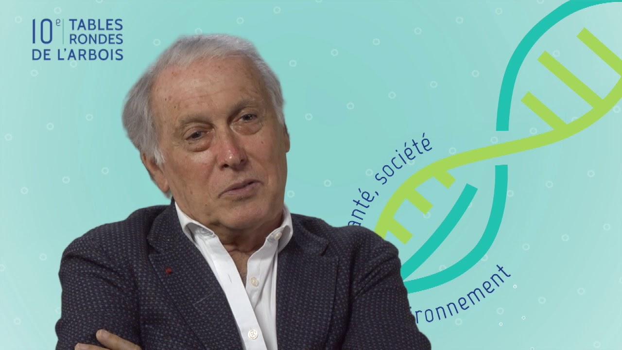 Jean François Delfraissy - Interview - YouTube