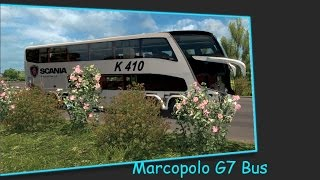 ETS 2-Marcopolo G7 Bus 🚚 Ver 1.26