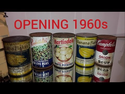 Dickerman - Lets Open Some Cans From the 1960s