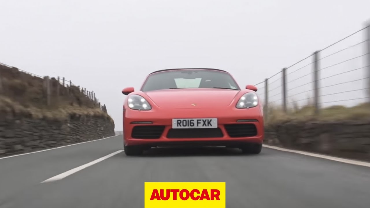 2016 Porsche 718 Boxster S first drive - ruined by the turbo?
