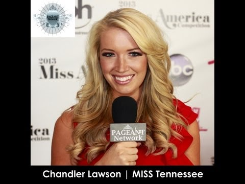 Miss America 2013 Contestants Interview on Pageant Network