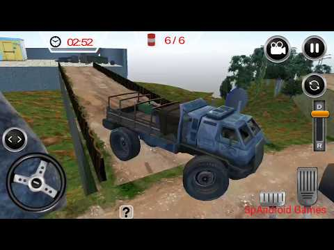 Offroad Trucker Muddy Driving | Heavy Trucks Drive(by js production) Android Gameplay HD