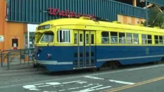 San Francisco Street Cars    06/06/10