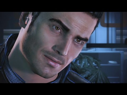 Mass Effect Trilogy: Kaidan Gay Romance Complete All Scenes