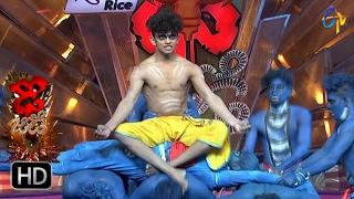 Sanketh and Priyanka Performance | Dhee Jodi | 8th February 2017| ETV Telugu
