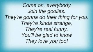 Toadies - Goolie Get-Together Lyrics