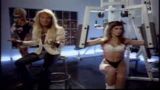 David Lee Roth - A Lil' Ain't Enough (1991) (Music Video) WIDESCREEN 720p