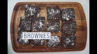 BROWNIES | Vegan Recipe