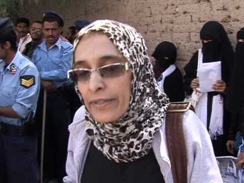 Yemeni women rally in favour of child marriage ban