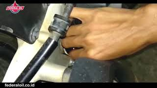 Tips Ringan Cek Oli Motor Matic
