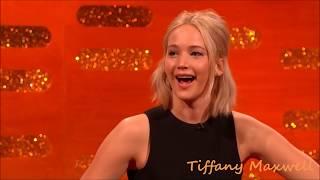 Jennifer Lawrence - Funny Moments (Part 37)