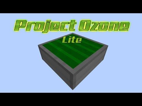 Project Ozone Lite - SOLAR PANEL TIER VIII [E39] (HermitCraft Server Modded Minecraft Sky Block)