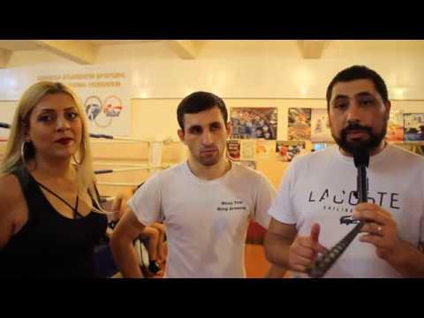 Ararat Fight Club / The Armenian Muay Thai Federation In Yerevan - 2018