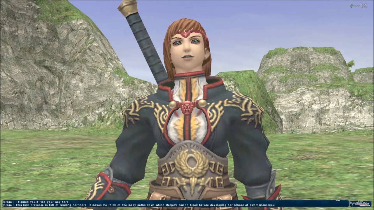 final fantasy xi epeolatry storyline cutscenes youtube