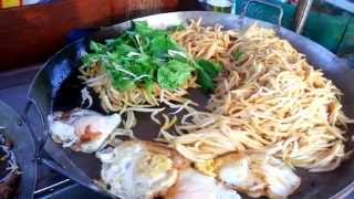 Asian Street Food - Popular Street Food In Ta Khmao Town - Youtube