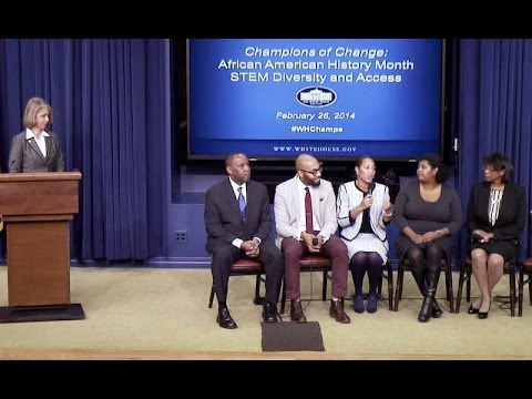 Champions of Change: African American History Month STEM Leaders
