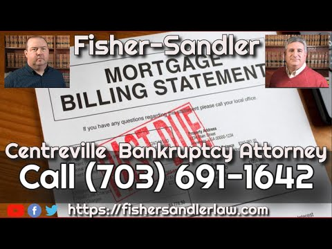 Centreville Bankruptcy Attorney - Call (703) 691-1642 Fisher-Sandler, LLC - FREE Consultation