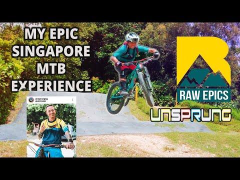 My Singapore MTB Experience | CRASIA Episode 2