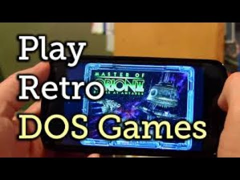 How To Play Pc Dos Games On Android.