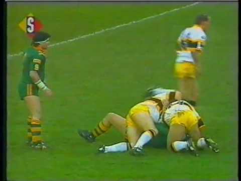 1990 Castleford  V Australia