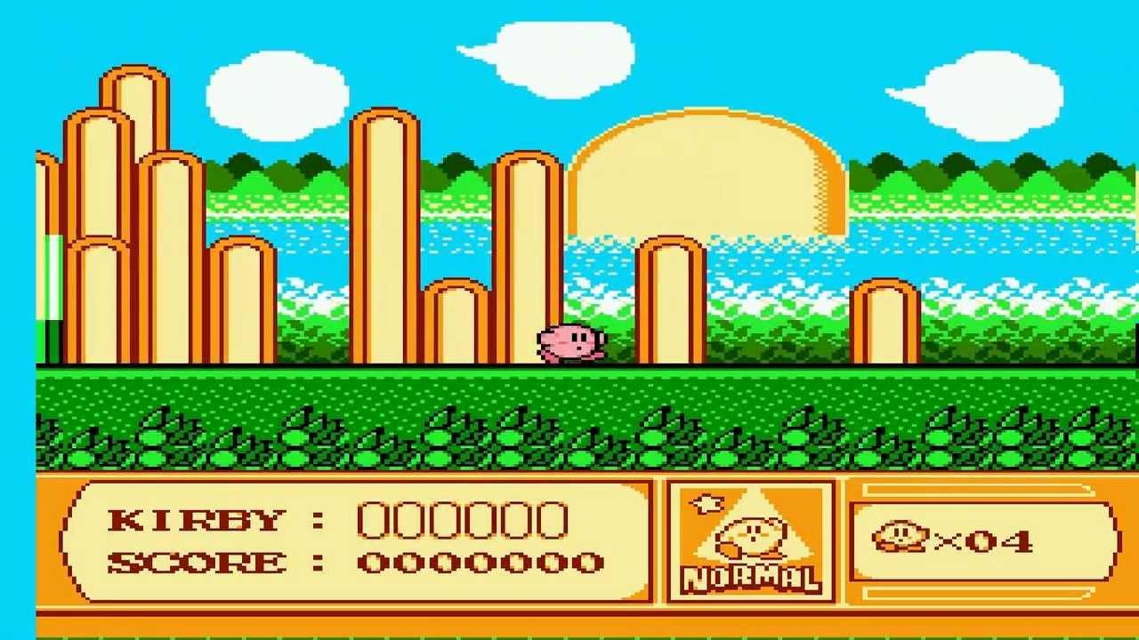 Przygody z Kirbym Prolog Kirby's Adventure