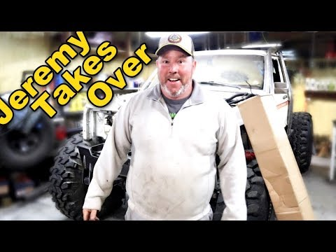 Jeremy Takes Over My Garage – Project Comancheep