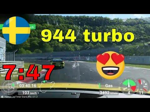 TT-RS & pretty fast Porsche 944 turbo (SE) | Nordschleife [BtG] 06.05.2018 | Niklas' fast Taxi-Lap