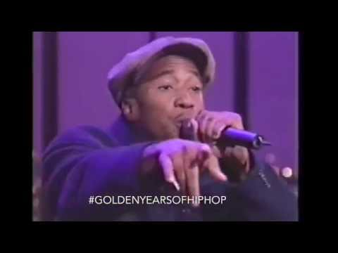 """A TRIBE CALLED QUEST """" Stressed out """" live."""