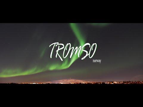 TROMSO - NORWAY - travel video - panasonic lumix g80 - cinematic