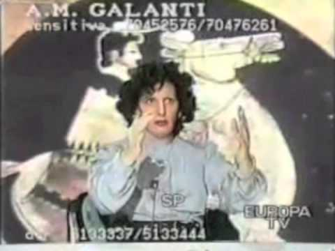 Anna Maria Galanti cartomante - l'Anatema in diretta