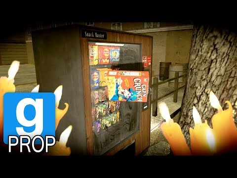 CEREAL IS DANGEROUS | GMod Prop Hunt Funny Moments