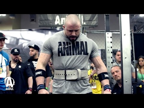 """""""Mind Over Matter"""" Episode 1, """"Pack Mentality"""" from The CAGE 2016"""