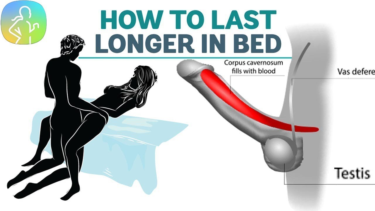 How to last longer while having sex