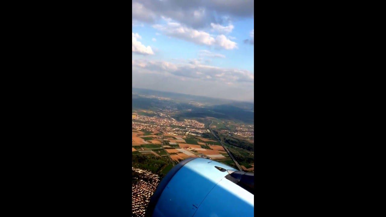 Austrian Airlines Os188 Stuttgart Wien Am 02052016 Abflug