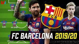 ANALYSE: Zo Wint FC Barcelona De Champions League!