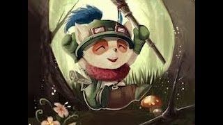 League of Legends   Funny Moments c/ Teemo # 3