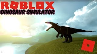 Roblox Dinosaur Simulator - MY PITCHY TEETH AND ME! + Quick War!