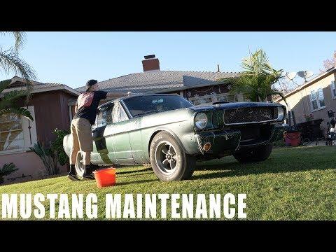 Mustang Maintenance